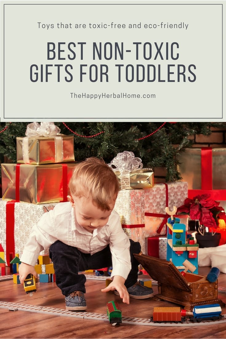 Best non-toxic toys for two year olds and toddlers gift guide