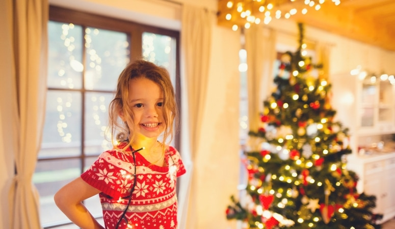 Creating Christmas traditions is one of the best ways to create lasting childhood memories for your kids. The Christmas lights, music, family togetherness and general spirit often brings much more joy than any gifts exchanged.