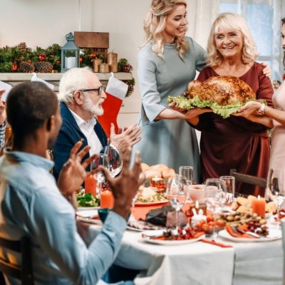 Surviving the Holidays: Dealing with Family at Christmas