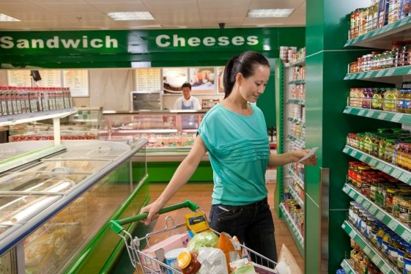 Tricks to cutting your grocery budget in half