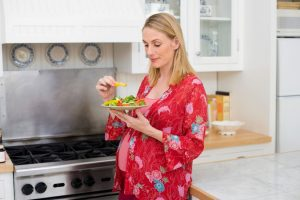 The danger foods of pregnancy
