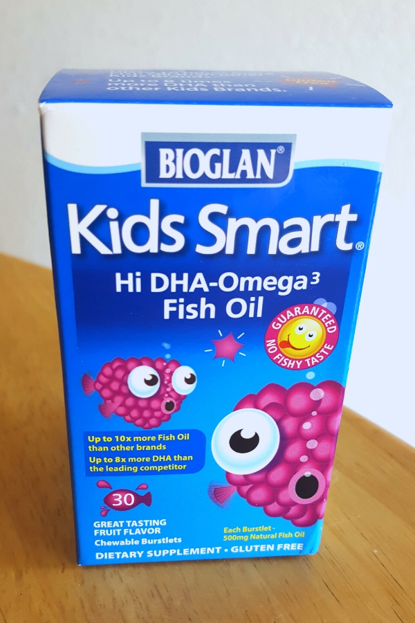 kids smart dha vitamins