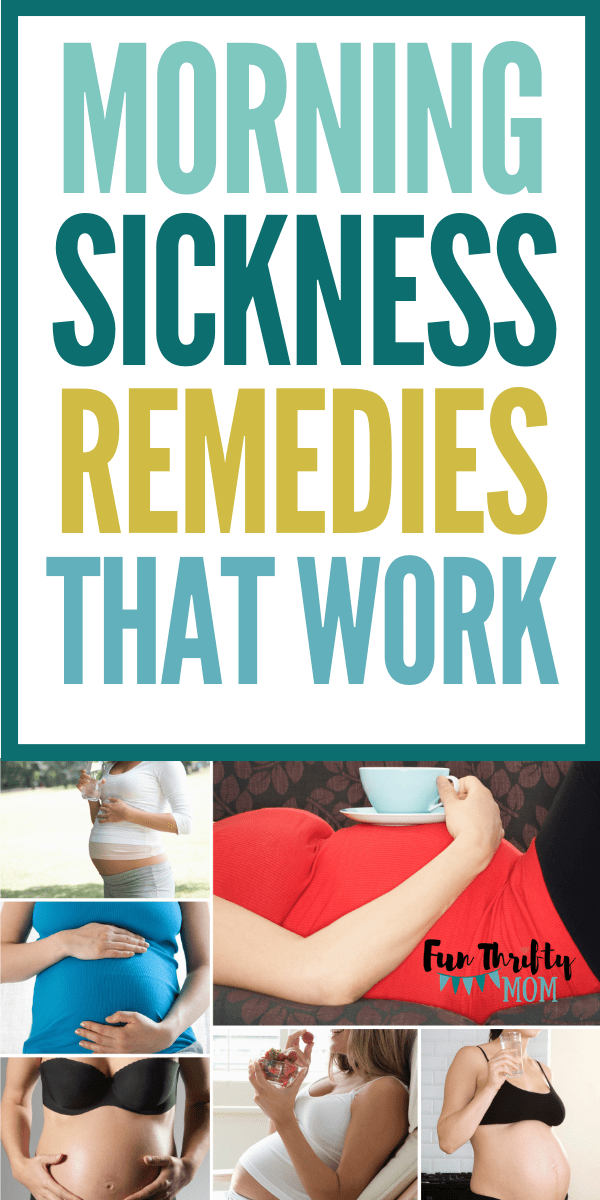 Early pregnancy morning sickness remedies that work! These natural remedies for pregnancy will having you feeling better in no time!