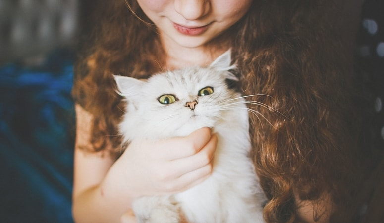 Ways that pets can teach kids empathy
