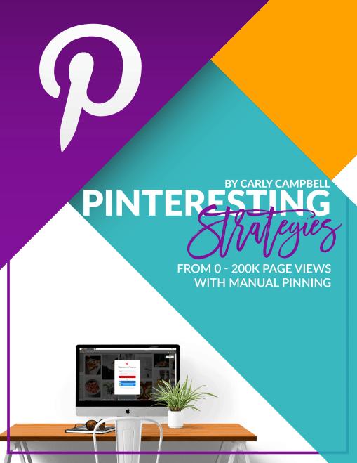 Pinteresting Strategies