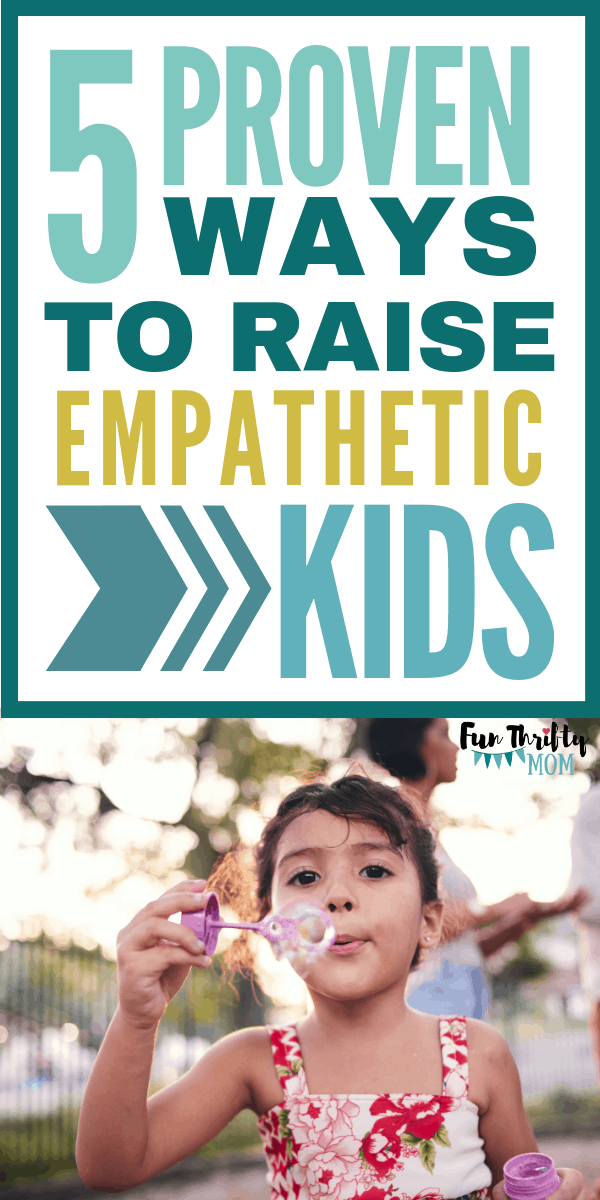 Raising kids to be kind an compassionate takes time and effort, but completely worth it. Here are the best tips to teaching kids empathy and kindness.