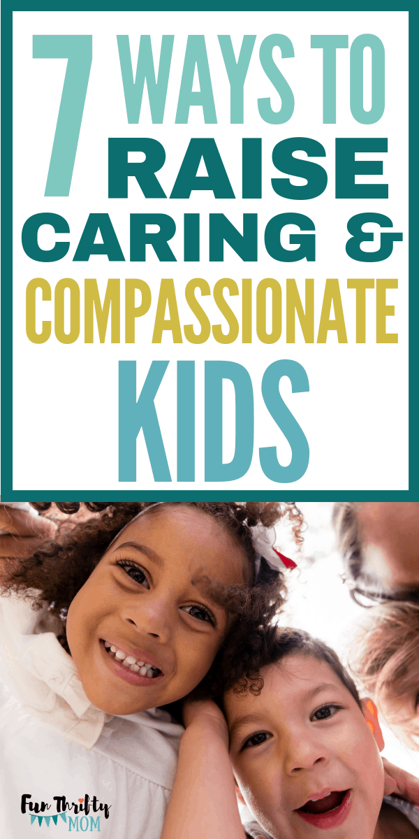 Raising caring and compassionate kids. The best gentle parenting tips! Peaceful Parenting.