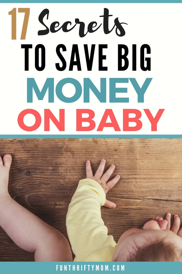 How to save money on a new baby. Tips and tricks all new moms need to know about having a newborn or raising baby on a budget.