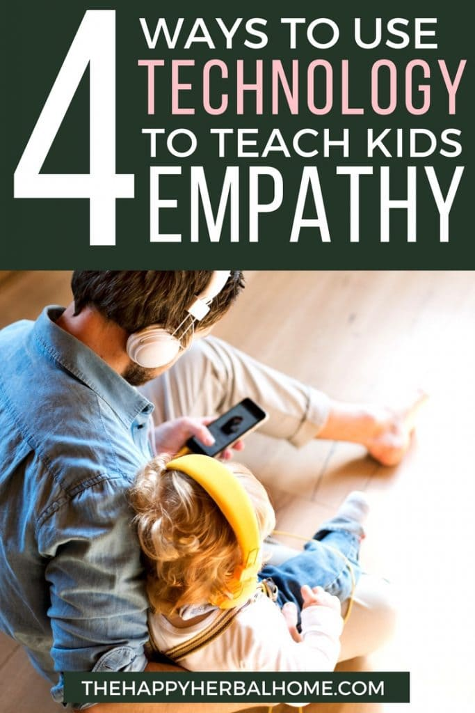 Teach your kids empathy, using technolofy with these simple tips.